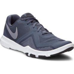 Buty NIKE - Flex Control II 924204 400 Thunder Blue/Light Carbon. Niebieskie buty sportowe męskie Nike, z materiału. W wyprzedaży za 229.00 zł.