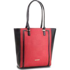 Torebka MONNARI - BAG3550-M20 Red With Black. Czarne torebki do ręki damskie Monnari, ze skóry ekologicznej. W wyprzedaży za 199.00 zł.