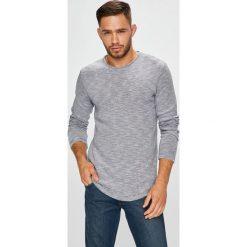 Premium by Jack&Jones - Sweter. Szare swetry przez głowę męskie Premium by Jack&Jones. W wyprzedaży za 119.90 zł.