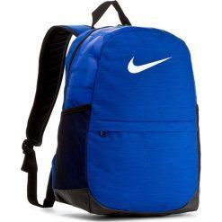 Plecak NIKE - BA5473 480. Niebieskie plecaki damskie Nike, z materiału, sportowe. Za 119.00 zł.