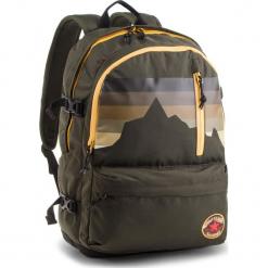 Plecak CONVERSE - 10009074-A01 316. Zielone plecaki damskie Converse, z materiału, sportowe. W wyprzedaży za 169.00 zł.