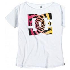 DC Koszulka True Romance F J Tees wbb0 M. Szare koszulki sportowe damskie DC, z bawełny. W wyprzedaży za 82.00 zł.