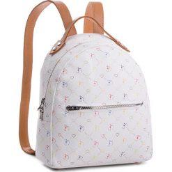 Plecak EVA MINGE - Manresa 3C 18NN1372469ES 102. Białe plecaki damskie Eva Minge, ze skóry. W wyprzedaży za 359.00 zł.