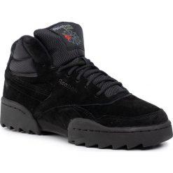 Wyprzedaż czarne obuwie męskie Reebok Kolekcja zima 2020