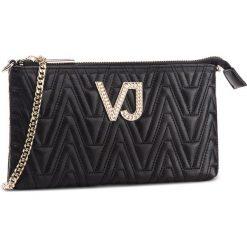Torebka VERSACE JEANS - E3VSBPI4 70784 899. Czarne torebki do ręki damskie Versace Jeans, z jeansu. Za 369.00 zł.