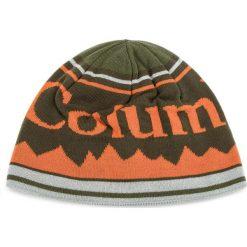 Czapka COLUMBIA - Heat Beanie 1472301 Peatmoss Columbia 213. Zielone czapki i kapelusze męskie Columbia. Za 104.99 zł.