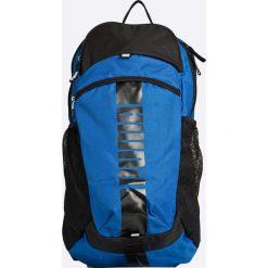 Puma - Plecak Deck Backpack II. Niebieskie plecaki damskie Puma, w paski, z poliesteru. W wyprzedaży za 99.90 zł.