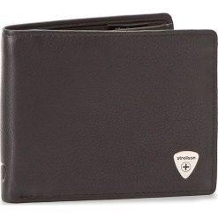 Duży Portfel Męski STRELLSON - Harrison 4010001047 Dark Brown 702. Brązowe portfele męskie Strellson, ze skóry. W wyprzedaży za 149.00 zł.