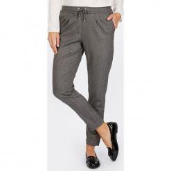 """Spodnie """"Jogchaud"""" w kolorze szarym. Szare spodnie materiałowe damskie Scottage. W wyprzedaży za 90.95 zł."""