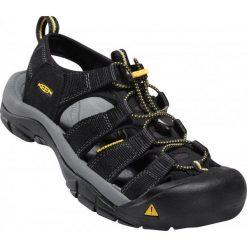 Keen Sandały Męskie Newport h2 M Black Us 8,5 (41 Eu). Czarne sandały męskie Keen. W wyprzedaży za 265.00 zł.