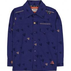 """Koszula """"Spirit In The Sky"""" w kolorze granatowym. Koszule dla chłopców marki bonprix. W wyprzedaży za 102.95 zł."""