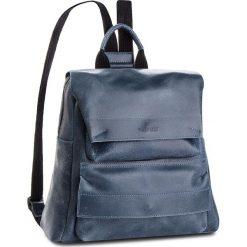 Plecak VERSO - 3843A0BDA Niebieski. Plecaki damskie marki Verso. W wyprzedaży za 259.00 zł.