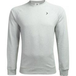Bluza męska BLM600 - chłodny jasny szary melanż - Outhorn. Szare bluzy męskie Outhorn, melanż. W wyprzedaży za 59.99 zł.