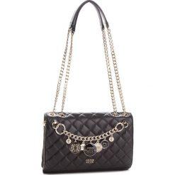 Torebka GUESS - HWVG71 07210  BLA. Czarne torebki do ręki damskie Guess, ze skóry ekologicznej. Za 629.00 zł.