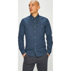 Medicine - Koszula Basic. Szare koszule męskie MEDICINE, z bawełny, button down, z długim rękawem. Za 99.90 zł.