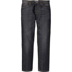 """Dżinsy Regular Fit Straight bonprix czarny """"used"""". Jeansy męskie marki bonprix. Za 74.99 zł."""