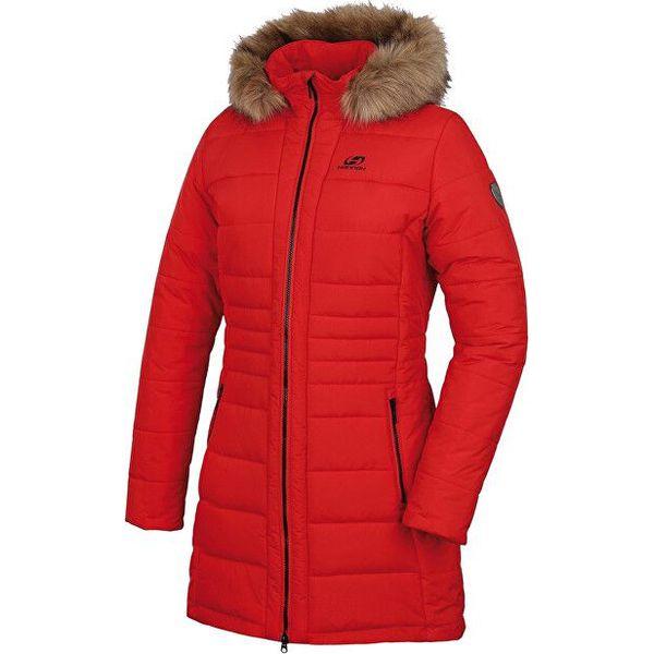 Hannah Damski płaszcz MEX wysoki ryzyko czerwony (rozmiar 36)