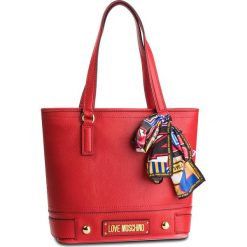 Torebka LOVE MOSCHINO - JC4034PP17LD0500 Rosso. Czerwone torebki do ręki damskie Love Moschino, ze skóry ekologicznej. Za 799.00 zł.