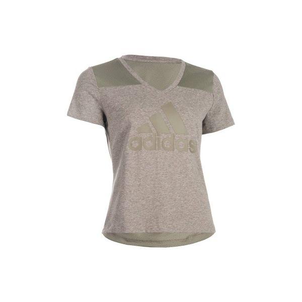 4cef1cf09ce2 Koszulka krótki rękaw Regular Gym   Pilates Douari 500 damska - T ...