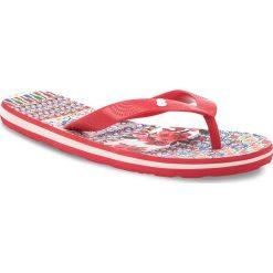 Japonki DESIGUAL - Flip Flop Microrapport 18SSHF15 3061. Czerwone klapki damskie Desigual, z materiału. Za 99.90 zł.
