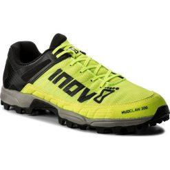 Buty INOV-8 - Mudclaw 300 000056-NWBKGY-P-01 Neon Yellow/Black/Grey. Żółte buty sportowe męskie Inov-8, z materiału. W wyprzedaży za 409.00 zł.