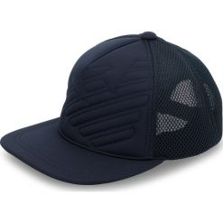 Czapka z daszkiem EMPORIO ARMANI - 627506 8A556 00035 Blue. Niebieskie czapki i kapelusze męskie Emporio Armani. W wyprzedaży za 219.00 zł.