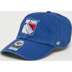 47brand - Czapka New York Rangers. Szare czapki i kapelusze męskie 47brand. Za 99.90 zł.
