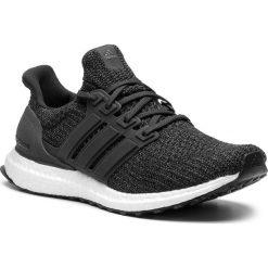 Buty adidas - UltraBoost CM8116 Carbon/Carbon/Ftwwht. Czarne buty sportowe męskie Adidas, z materiału. Za 749.00 zł.