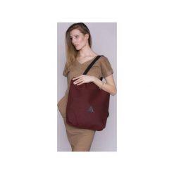 TORBA DAMSKA na ramię bordo. Czerwone torby na ramię damskie Drops. Za 139.00 zł.