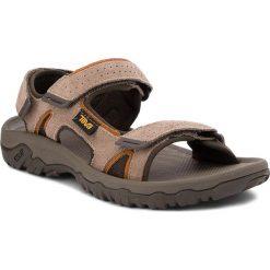 Sandały TEVA - Katavi 2 1019192 Walnut. Brązowe sandały męskie Teva, z materiału. W wyprzedaży za 199.00 zł.