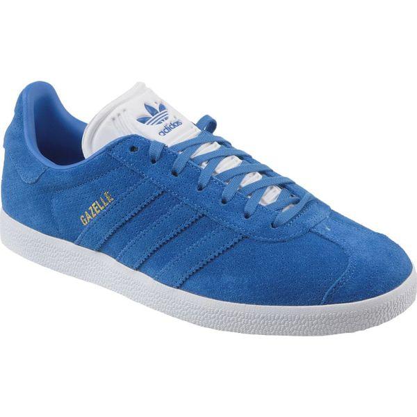 Adidas Gazelle BZ0028 37 13 Niebieskie