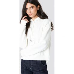 Samsoe & Samsoe Bluza z kapturem Kelsey - White,Offwhite. Białe bluzy damskie Samsøe & Samsøe. Za 485.95 zł.