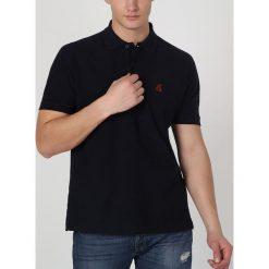 Koszulka polo w kolorze granatowym. T-shirty dla chłopców The Time of Bocha, z krótkim rękawem. W wyprzedaży za 99.95 zł.