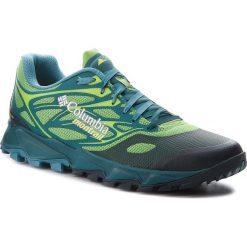 Buty COLUMBIA - Trans Alps F.K.T. II BM2802 Spring/Zour 376. Zielone buty sportowe męskie Columbia, z materiału. W wyprzedaży za 399.00 zł.