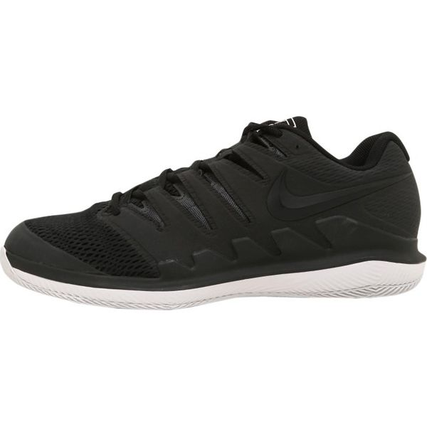 pretty nice 72132 f14ea Nike Performance AIR ZOOM VAPOR X HC Obuwie multicourt black/vast ...