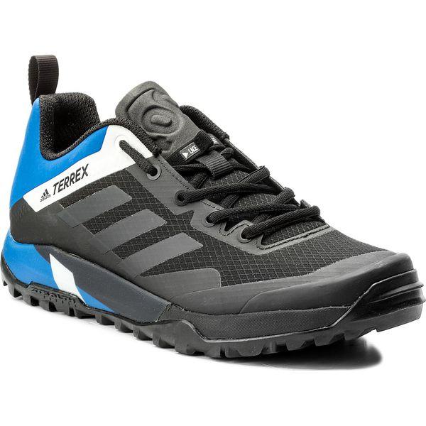 hot sale online 3336f ea836 Buty adidas - Terrex Trail Cross Sl CM7562 CblackCarbonBlube