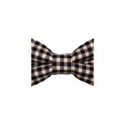 Mucha gotowa bowstyle. Niebieskie krawaty i muchy Bowstyle, z tkaniny. Za 75.00 zł.