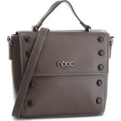 Torebka NOBO - NBAG-F0460-C019 Szary. Szare torebki do ręki damskie Nobo, ze skóry ekologicznej. W wyprzedaży za 149.00 zł.