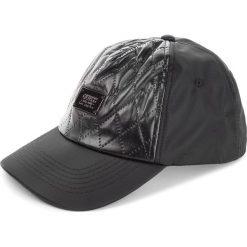 Czapka z daszkiem GUESS - AM7934 POL01 BLA. Czarne czapki i kapelusze damskie Guess, z materiału. Za 169.00 zł.
