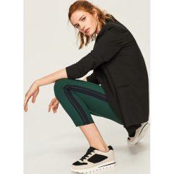 Spodnie z elastycznym pasem - Turkusowy - 2