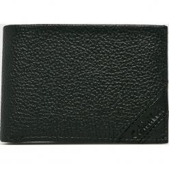 Calvin Klein - Portfel skórzany. Czarne portfele męskie Calvin Klein, z materiału. Za 229.90 zł.