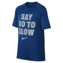 Nike Koszulka B Nk Dry Tee Leg Rag Say No S. T-shirty dla chłopców marki Reserved. W wyprzedaży za 69.00 zł.