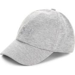 Czapka z daszkiem UNDER ARMOUR - Ua Twisted Renegade Cap 1306297-035 Szary. Szare czapki i kapelusze damskie Under Armour, z materiału. Za 89.95 zł.