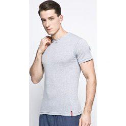 Henderson - T-shirt piżamowy. Szare piżamy męskie Henderson, z bawełny. Za 29.90 zł.