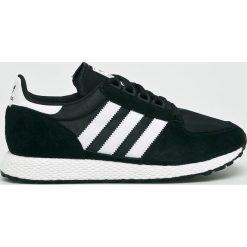Adidas Originals - Buty Forest Grove. Szare buty sportowe męskie adidas Originals, z materiału. W wyprzedaży za 251.91 zł.