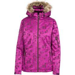 """Kurtka narciarska """"Merrion"""" w kolorze różowym. Czerwone kurtki snowboardowe damskie Trespass Snow Women. W wyprzedaży za 304.95 zł."""