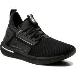 Buty PUMA - Ignite Limitless SR 190482 01 Puma Black. Czarne buty sportowe męskie Puma, z materiału. W wyprzedaży za 329.00 zł.
