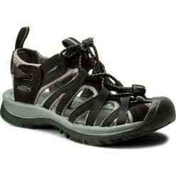 Sandały KEEN - Whisper 1003709 Black/Gargoyle. Sandały damskie marki bonprix. W wyprzedaży za 259.00 zł.