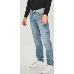 Calvin Klein Jeans - Jeansy CKJ 056. Niebieskie jeansy męskie Calvin Klein Jeans. Za 579.90 zł.