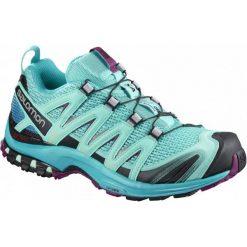 Salomon Buty Do Biegania Xa Pro 3d W Blue Curac/Blubrd/Darkpurpl 39.3. Niebieskie obuwie sportowe damskie Salomon. W wyprzedaży za 369.00 zł.